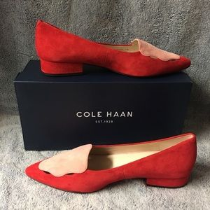 New Cole Haan Leah Loafers